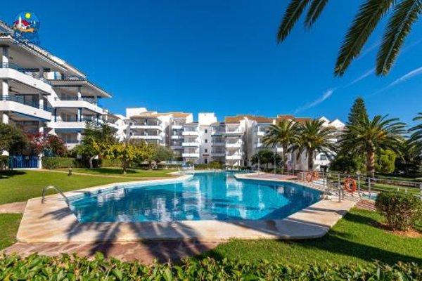 Apartamentos Fuente Sol Casa Azahar - фото 15