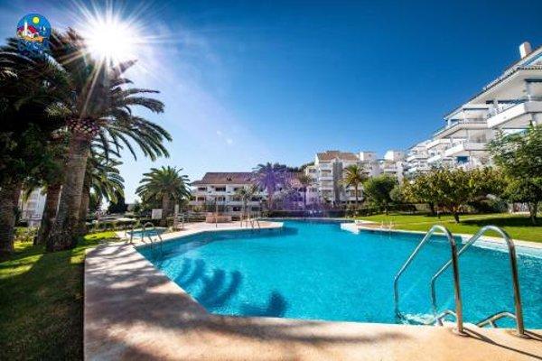 Apartamentos Fuente Sol Casa Azahar - фото 16