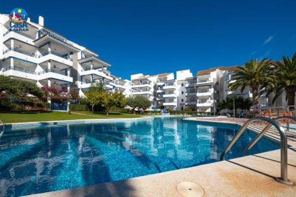 Apartamentos Fuente Sol Casa Azahar - фото 17