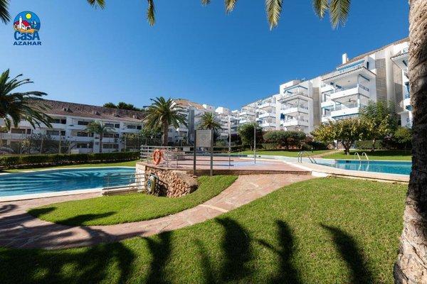 Apartamentos Fuente Sol Casa Azahar - фото 3