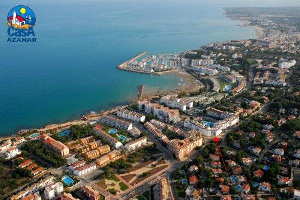 Apartamentos Fuente Sol Casa Azahar - фото 7