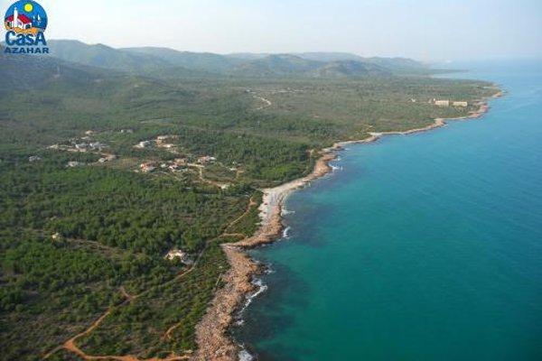 Apartamentos Fuente Sol Casa Azahar - фото 8