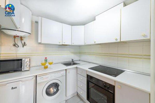 Apartamentos Fuente Sol Casa Azahar - фото 9