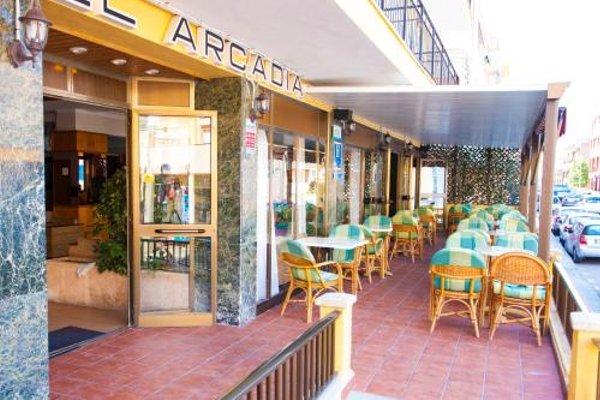 Hotel Arcadia  Arenal - фото 13