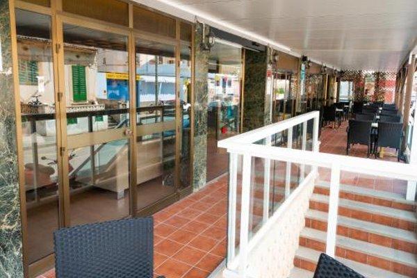 Hotel Arcadia  Arenal - фото 16