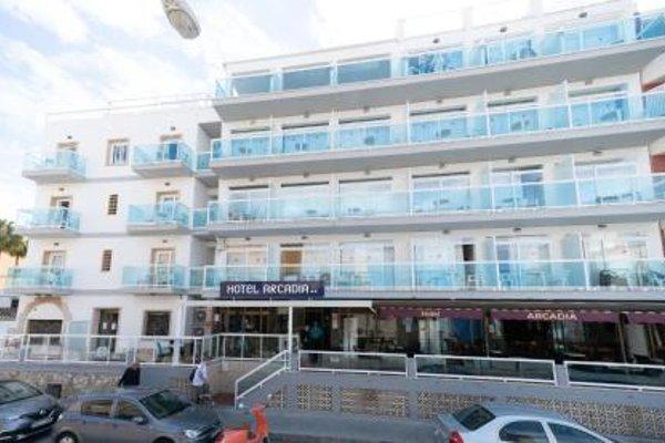 Hotel Arcadia  Arenal - фото 23