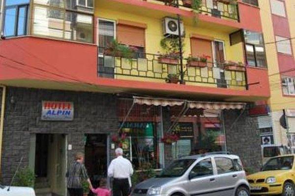 Alpin Hotel - фото 16