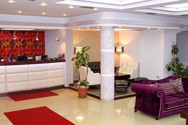 Hotel Brilant Saranda - 10