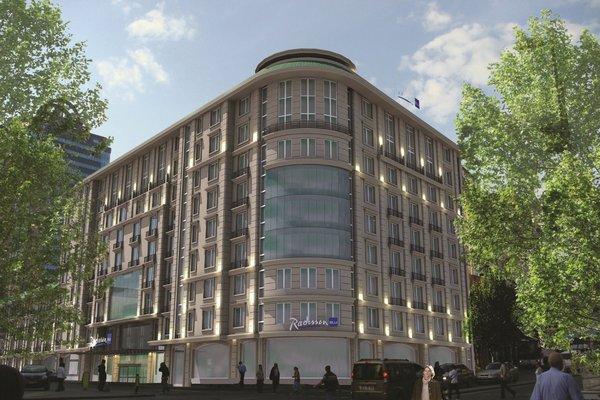 Radisson Blu Hotel, Istanbul Sisli - 22