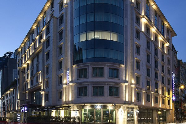 Radisson Blu Hotel, Istanbul Sisli - 23