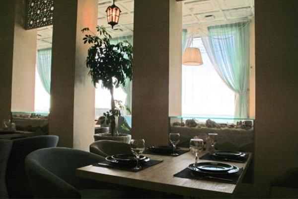 Отель Причал - фото 13