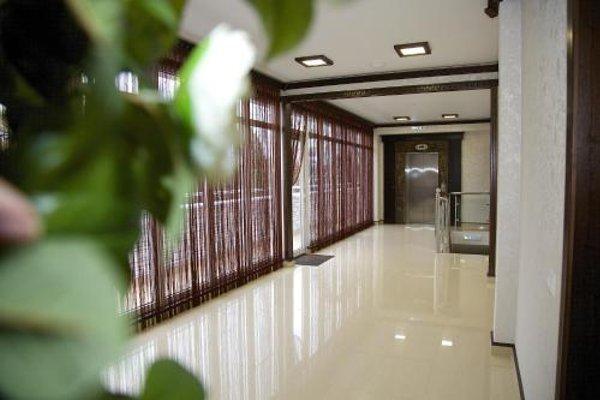 Отель Причал - фото 15