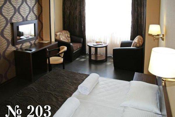 Отель Причал - фото 6