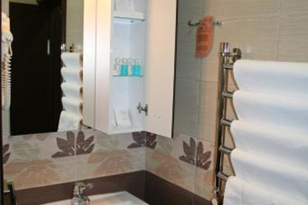 Отель Причал - фото 7
