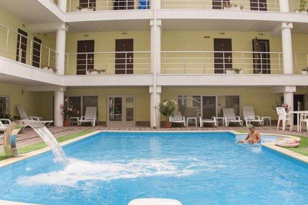 Отель На Эскадронной - фото 17