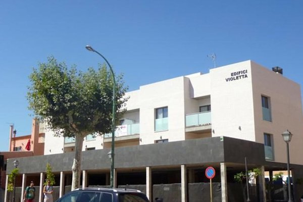 Apart-Rent Apartamentos Violetta - фото 43