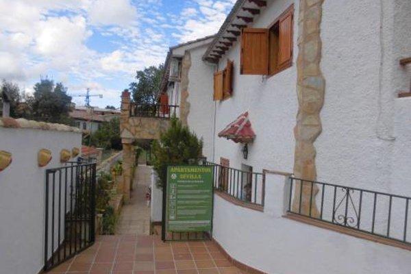 Apartamentos Sevilla - фото 11