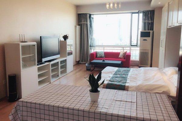 Beijing Golden Apple Apartment - 12