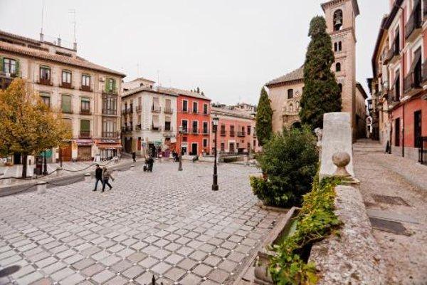 Casa Miravalle Apartamentos - фото 19