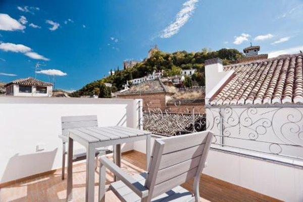 Casa Miravalle Apartamentos - фото 21