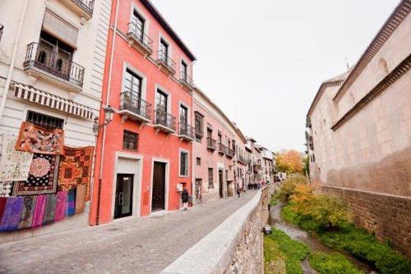 Casa Miravalle Apartamentos - фото 22