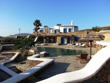 Апартаменты Villa Maria Boutique Apartments Mykonos