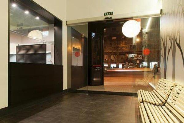 MH Apartments Barcelona - фото 10