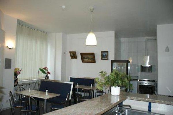 Hotel Garni Aaberna - фото 12