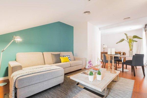 Home Select San Joaquin Apartments - фото 20