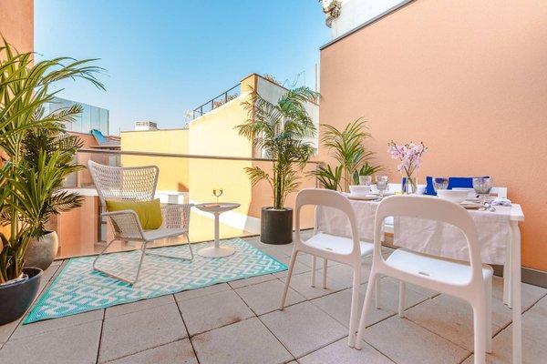 Home Select San Joaquin Apartments - фото 21