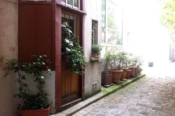 Urban Chic Montmartre Loft - 22