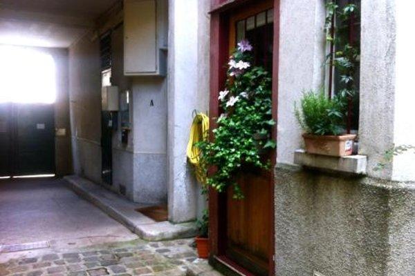 Urban Chic Montmartre Loft - фото 23