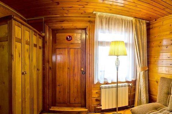 Отель У озера - фото 12