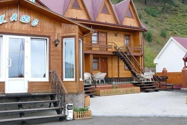 Отель У озера - фото 22