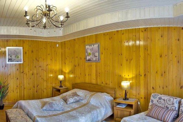Отель У озера - фото 6