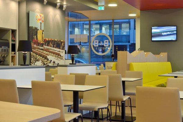 B&B Hotel Nurnberg-Hbf - фото 14
