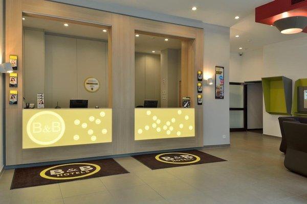 B&B Hotel Nurnberg-Hbf - фото 20