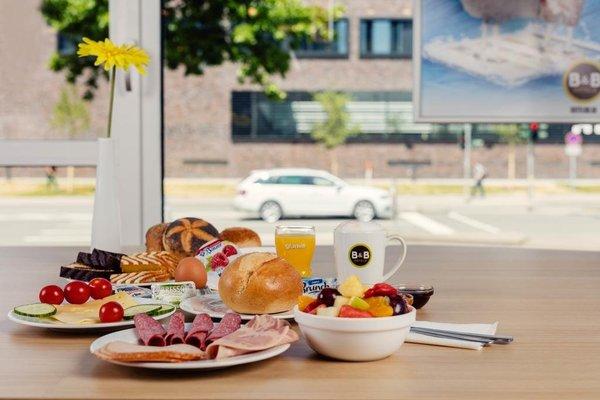B&B Hotel Nurnberg-Hbf - фото 21
