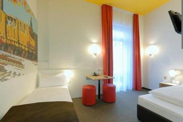 B&B Hotel Nurnberg-Hbf - фото 3