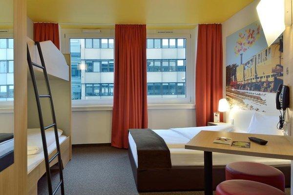 B&B Hotel Nurnberg-Hbf - фото 4