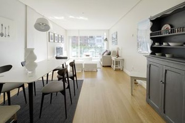 Black & White 3 Apartment by Feelfree Rentals - фото 9