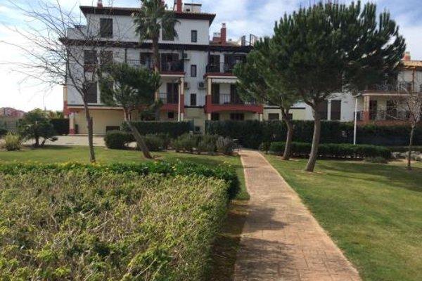 Apartamento en Costa Esuri - фото 20
