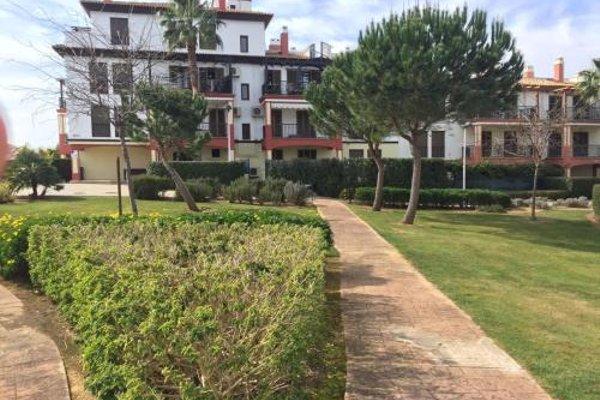 Apartamento en Costa Esuri - фото 21
