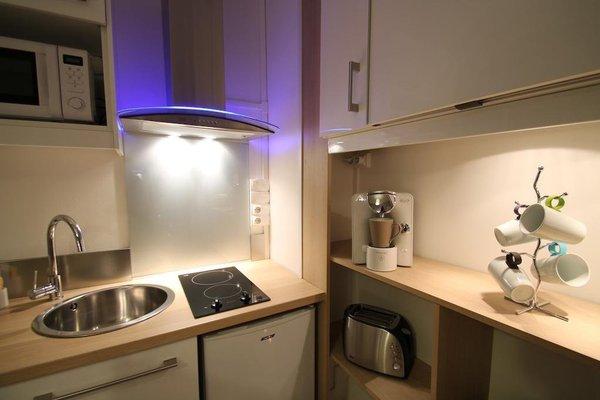 All Limoges Apparthotel 1 et 2 - 12