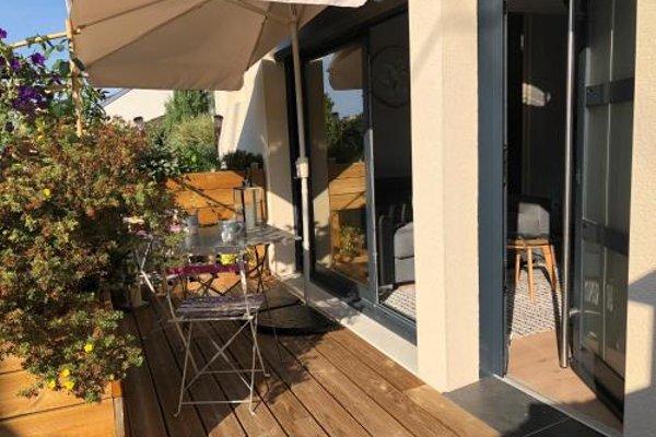 All Limoges Apparthotel 1 et 2 - 23