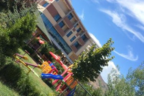Hotel Kompleksi Arifi - фото 22