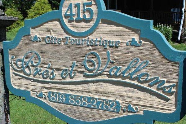 Gite Touristique Pres et Vallons - 18