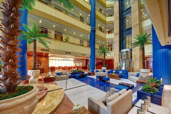 Al Manar Grand Hotel Apartment (ех. Belvedere Court Hotel Apartments) - фото 15