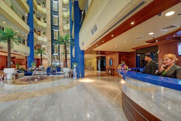 Al Manar Grand Hotel Apartment (ех. Belvedere Court Hotel Apartments) - фото 16