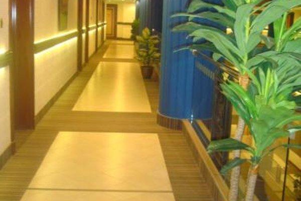 Al Manar Grand Hotel Apartment (ех. Belvedere Court Hotel Apartments) - фото 17